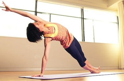 Post image for Know the Yoga Postures to Lose Weight